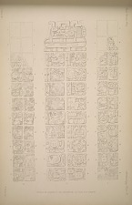 Stella 9. Drawing of the inscription, see Plate 109. a. & Page 68.