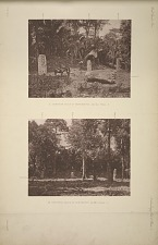 (a) Northern group of monuments. (b) Northern group of monuments