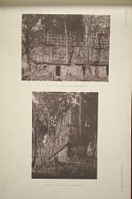 (a) Temple K. See Plan Plate 77, and Pages 45-46. (b) Temple K. See Plan Plate 77, and pages, 45-46.