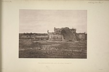 Casa de Monjas north front, Plate 2, No. 1. & Plate 2, See pages 13-19.