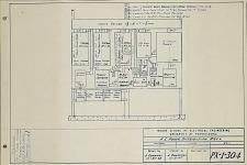 A.C. power distribution rack. PX-1-304