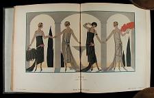 Plate 10: Rosalinde. Robe du soir, de Worth