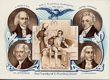 p. 4: The Friends of E Pluribus Unum