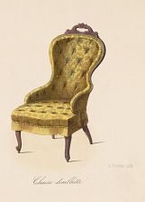 Chaise douillette