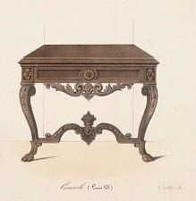 Console (Louis XIV).