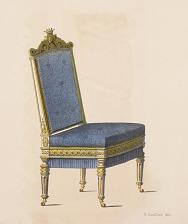 Fauteuil et Chaise (Renaissance).