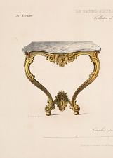 Consoles (Genre Louis XV).