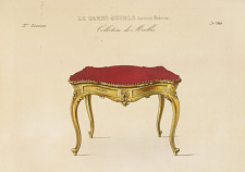 Tables. Style Louis XV.