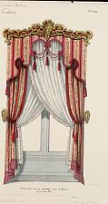 Ornemens cuivre estampé sur velours. Exposition 1844.
