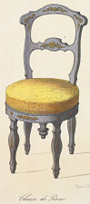 Chaise de piano