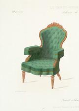 Fauteuil et Chaise confortable