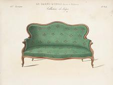 Canapé Fauteuil et Chaise.