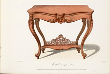 Consoles (Style Louis XV).