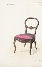 Chaise & Fauteuil de salon.