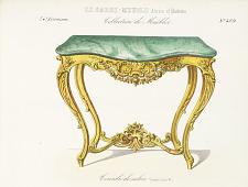 Console de Salon (Genre Louis XV).