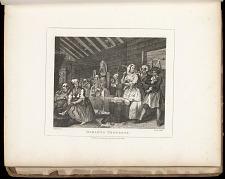 Harlot's Progress: Plate IV: Scene in Bridewell