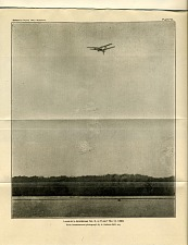 Aerodrome 5 in flight, May 6, 1896
