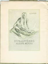Dusenberg Marine Motors