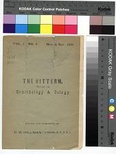 Vol. 1, no. 9 Oct. - Nov. 1891