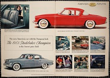 1953 Studebaker Champion Regal