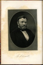 Portrait of U.S. Grant