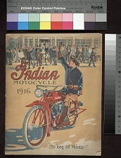 Indian Motorcycle 1916