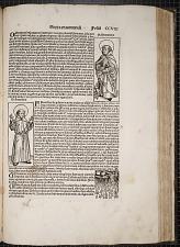 S. Dominicus. S. Franciscus