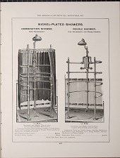 Nickel-Plated Showers