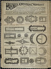 Buckle Ornaments and Novelties