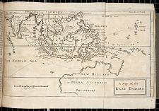 A Map of the East Indies.