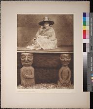 A Nakoaktok Chief's Daughter