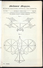 Sir George Cayley's Aerial Carriage