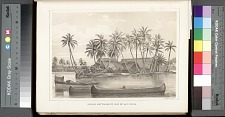 Indian settlement, Bay of San Blas