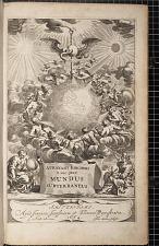Athanasii Kircheri e Soc. Jesu Mundus subterraneus