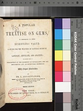 A popular treatise of gems