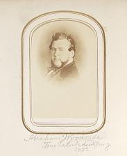 Abraham Woodside