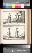 Femme de Metelin, Femme d'Andros, Femme de Petra, dans l'Isle de Metelin