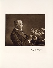 Plate I: Portrait of F.D. Godman