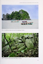 A small karst island in the Son Hai Archipelago, Vietnam
