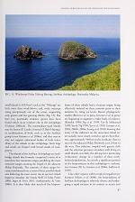 Windswept Pulau Tokong Burong, Seribuat Archipelago, Peninsular Malaysia