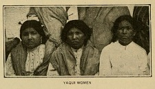 Yaqui women.