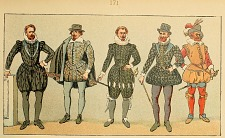 French costumes.