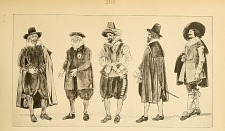 German costumes.