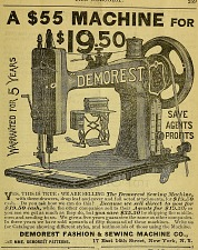 Demorest Fashion and Sewing Machine Co.