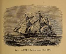 H.M.S. Challenger, 1873-1876.