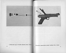 A Palmer-fele fegyver lovedeke szetszedve