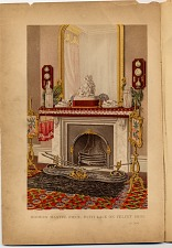 Chimney Breast of Back Drawing Room