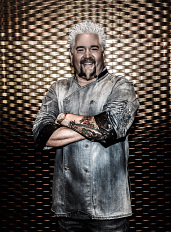 Guy Fieri, around 2016