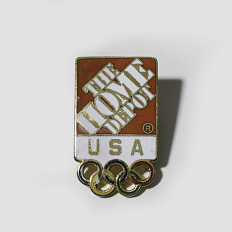 Olympic games pin, 2000