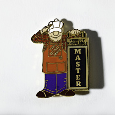 Product Knowledge Master pin